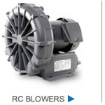 Side channel vacuum pump manufacturers in vacuum for Gast air motor distributors