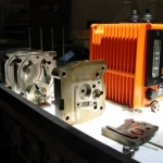 GAVER high vacuum pump repair