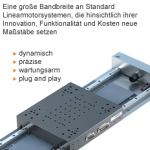 KML Linear Motion Technology