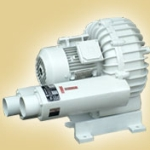 Side Channel Vacuum Pumps and Compressors