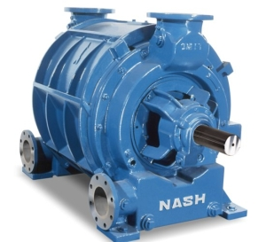 NASH 904 Vacuum Pump The 904TM Replaced Popular CL In 1980s This Can Be Found Major Industries Including Paper