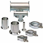 PFEIFFER Vacuum components, flanges and fittings