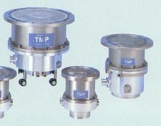 Shimadzu Kratos Maglev Turbopumps, Magnetically levitated turbo molecular pumps